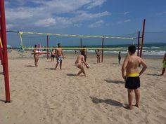 #pallavolo #beachvolley #interntionalcamping #pineto #abruzzo #italy #spiaggia #beach #sea #mare #sabbia #estate #divertimento #allegria #sole #sun #summer