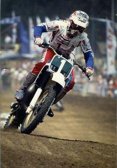 Danny Laporte # Yamaha