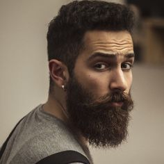 menwithbeard. My gosh..what a good looking guy.