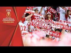 The Men's World Championship final - Katowice, Poland 2014 World Championship, We Are The Champions, Mans World, Volleyball, Poland, The Man, Finals