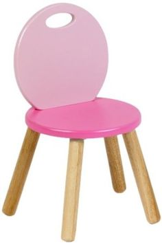 Pintoy Two Tone Chair (Pink): Amazon.co.uk: Kitchen & Home