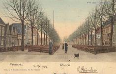 Hoorn, Veemarkt 1901 - In Oude Ansichten