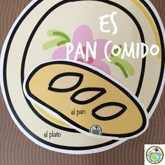 Es pan comido, an authentic Spanish idiom perfect for the classroom! Add culture through idioms- see our blog post for more! Mundo de Pepita, Resources for Teaching Spanish to Children