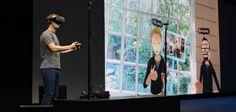 Zuckerberg: Queremos que Oculus sea como el mundo real