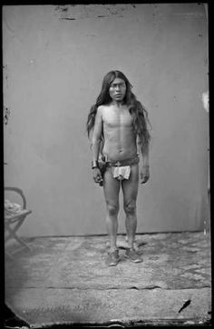 """Navajo Adonis"" - Palace of the Governors Photo Archives, Ben Wittick Collection - CONTENTdm Title Native American Pictures, Native American Tribes, Native American History, American Indians, American Symbols, American Women, American Art, Native Indian, Before Us"