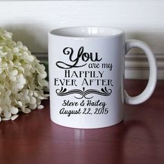 You Are My Happily Ever After  Couple   by erinelysedesigns