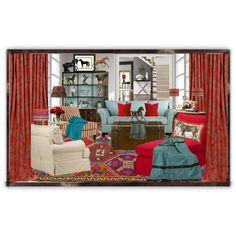 Decorate this set