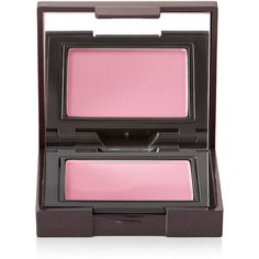 Laura Mercier Second Skin Cheek Colour - Heather Pink ($26) ❤ liked on Polyvore featuring beauty products, makeup, cheek makeup, blush, pink, powder blush, laura mercier blush and laura mercier