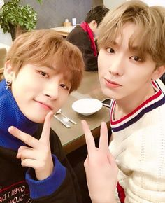 I.M. and Kihyun
