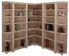 100+ Corner Bookcases for Sale - Modern Design Furniture Check more at http://fiveinchfloppy.com/corner-bookcases-for-sale/