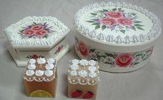 トールペイント decorative painting pintura decorativa cake http://happy.ap.teacup.com/naokokitamura/