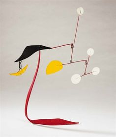 Alexander Calder, Tail of the Fish