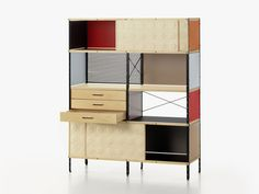 Storage Units ESU Bookcase - Charles & Ray Eames