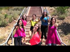Every body watch this. its One Thing by One Direction, cover by CIMORELLI and they are AMAZING! Theyre all sisters, and they live with their 5 brothers. Can you imagine? They are amazingly talented, and they are REALLY funny, too! Cimorelli Family, Dani Cimorelli, One Direction Youtube, One Direction Songs, Austin Mahone, 1d Songs, Six Girl, Youtube Songs, Little Brothers