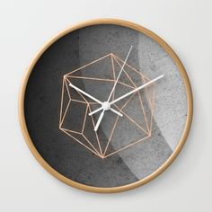Geometric Solids on Marble - $30