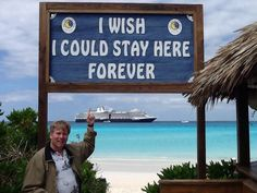 Love Half Moon Cay!