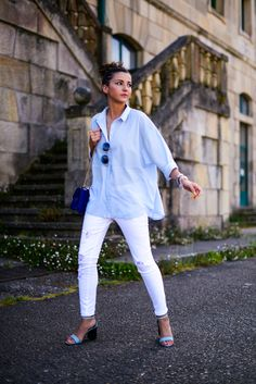 baby blue obsession - Lovely Pepa by Alexandra