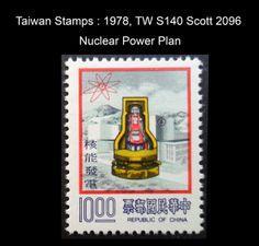 1978, TW S140 Scott 2096  Nuclear Power Plan