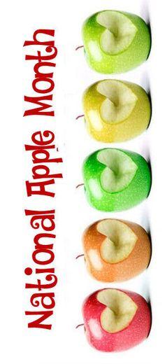 September is National Apple Month