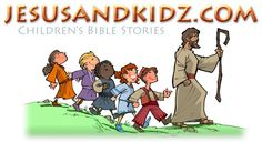 Children's bible stories, coloring pages, puzzles and mazes, and more.