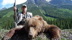 Government of BC, Canada: Create legislation banning the Grizzly Bear trophy hunt
