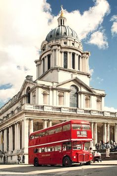 Greenwich, London by imagefactory-studio, via Flickr
