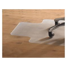 Mammoth Office Products 36 x 48 Chair Mat for Hard Floors - MPVV3648LHF