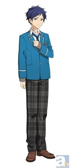 姫宮桃李の使用人、『あんスタ』、伏見 弓弦を紹介!【第20回】 - アニメイトTV
