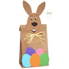 4x Osterüberraschung Ostern Karotte Möhre Mitbringsel Eiersuchen Geschenk Küken