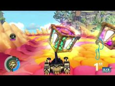 Skylanders SuperChargers Online Dragon Spine Shark Tank