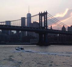 Playing Tourists on NYC's Circle Line