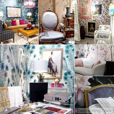 Wallpaper 2016 Color Home Decor Trends Hpmkt 2017 The Decorating Diva Llc