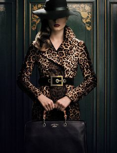 "Gucci ""Bamboo Confidential"" 2013, starring Andreea Diaconu Autumn - Winter 2013 / 2014 Accessories"