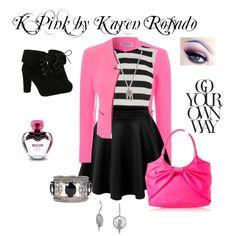 K Pink by Karen