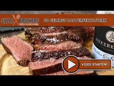 Steak richtig grillen - Die Anleitung - SizzleBrothers