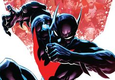 Weird Science DC Comics: Batman Beyond #8 Review and *SPOILERS*