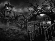 Top Haunted Places in the World by Indian Luxury Trains, via Flickr