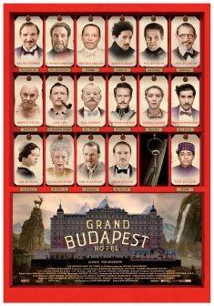 Grand Budapest Hotel - Film (2014)