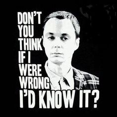 Haha! Yeah, what Sheldon said.