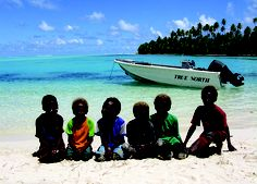 Some local village kids in PNG.  #png #culture #pngcruise #indigenous #northstarcruises