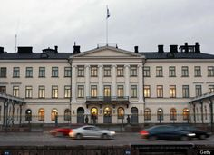 Finland... Presidential Palace