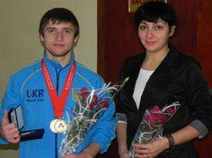 #Бердянец Денис Драгой к двум золотым медалям чемпионата мира получил городскую медаль