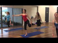 Perfect Teen Yoga Flow - YouTube