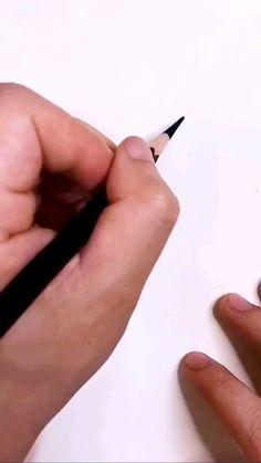 Art Drawings Beautiful, Art Drawings Sketches Simple, Pencil Art Drawings, Cool Drawings, Dibujos Zentangle Art, Diy Canvas Art, Beauty Art, Art Tutorials, Amazing Art