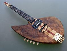 FMW Guitars mando-Sharc mandolin