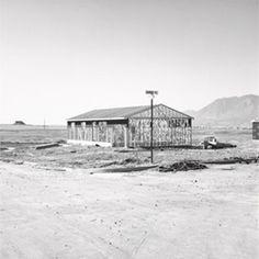 """""""El lugar donde vivimos""""  Exposición de Robert Adams  Del 16 de enero de 2013 al 20 de mayo de 2013 en Museo Nacional Centro de Arte Reina Sofía"""