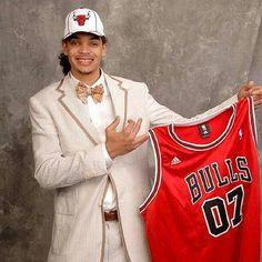 All time NBA Draft fashion fail Joakim Noah, Nba Draft, Fashion Fail, Chicago Bulls, Man Crush, All About Time, Sports, Basketball, Life