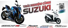 Bạn đã biết cách bán online xe máy Suzuki cũ chưa?