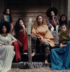 Beyonce 'Lemonade' Cameos: Zendaya, Serena Williams & More: Photo Beyonce enlisted several amazing women to be featured in the visuals for her new album Lemonade! The entertainer premiered the visuals during an HBO… Serena Williams, Cornrows, Black Is Beautiful, Beautiful People, Beautiful Things, Pretty People, Roberto Cavalli, Beyonce All Night, Musica