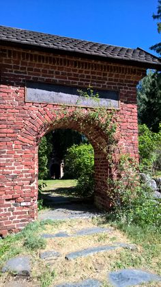 Portti vanhalle Tyrvännön vanhalle sakastille  Gate to old Tyrväntö chapel  #Hattula  #Lepaa